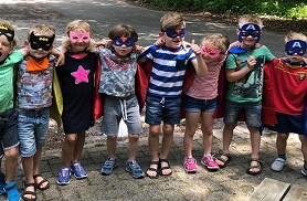 kinderfeest in Limburg met metaaldetectors